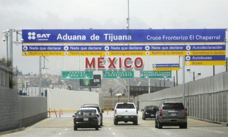 California, Baja California, frontera, covid-19