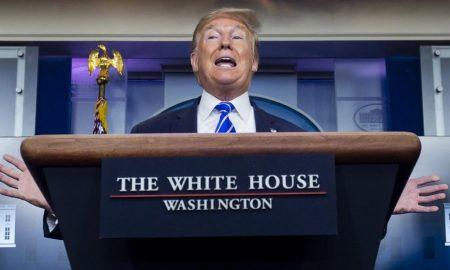 Donald Trump, EEUU, desinfectante, covid-19, Fake News, inyección