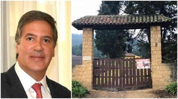 Embajador, Colombia, narcolaboratorio, crimen organizado, droga, narcotráfico, Uruguay, internacional