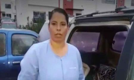 enfermera, carro, crisis de salud, Tijuana, contagios, pandemia, covid-19