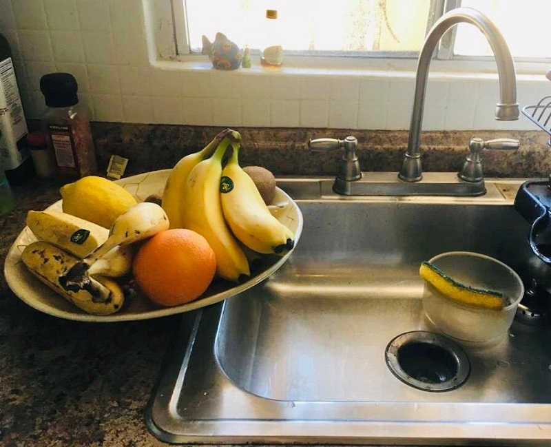 Frutas, verduras, lavado, compra, higiene, salud, Colegio Médico Tijuana, Covid-19, coronavirus