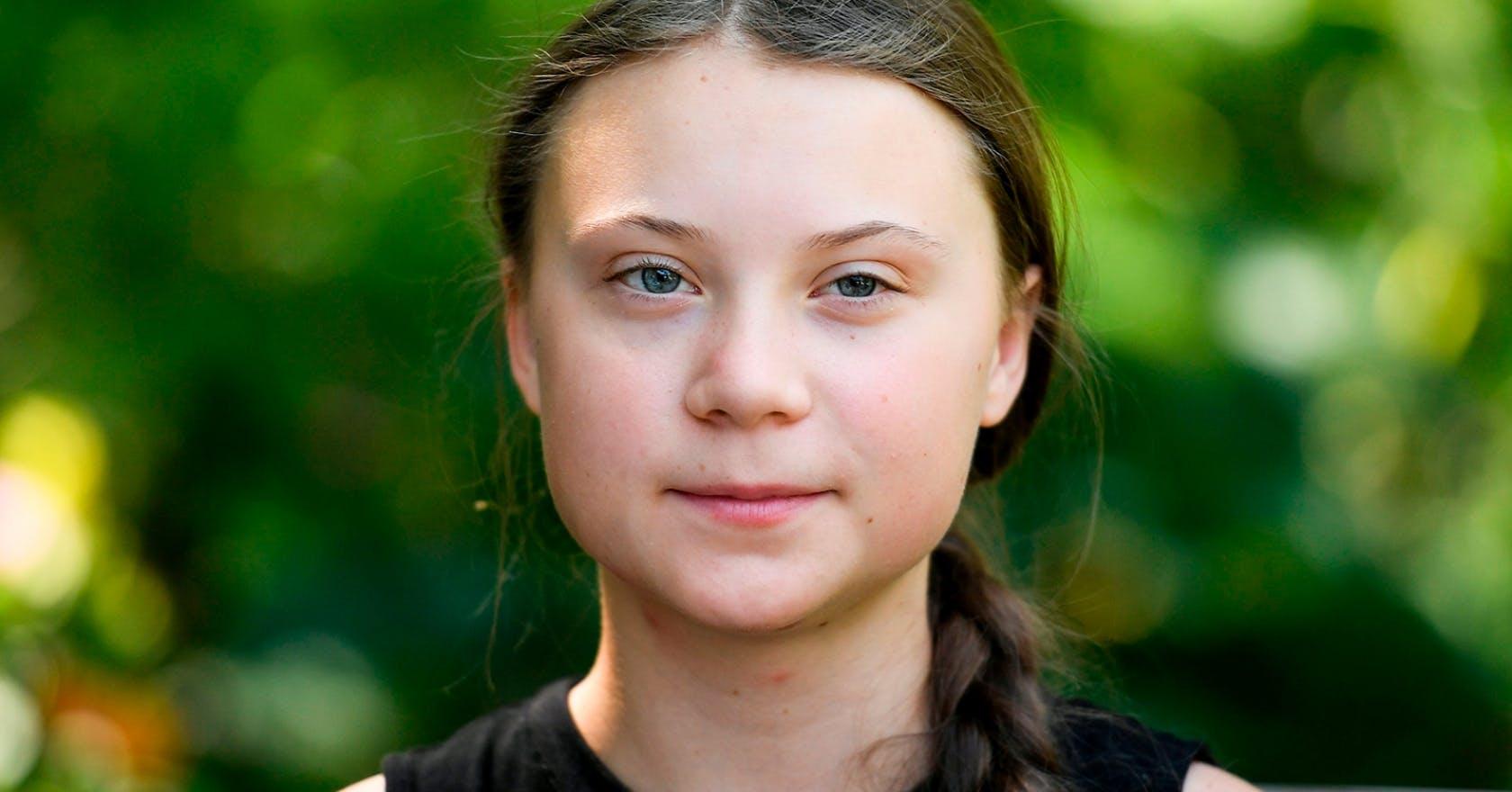 Greta Thunberg, Covid-19, pandemia, salud internacional, donación, activista, joven