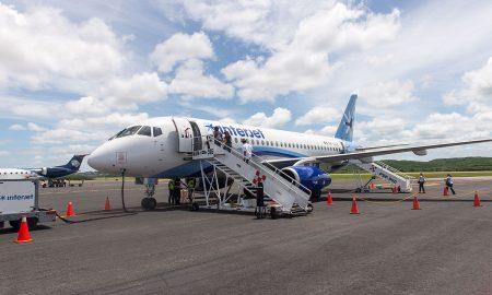 interjet, IATA, aerolínea, avión, viaje, vuelos, internacional