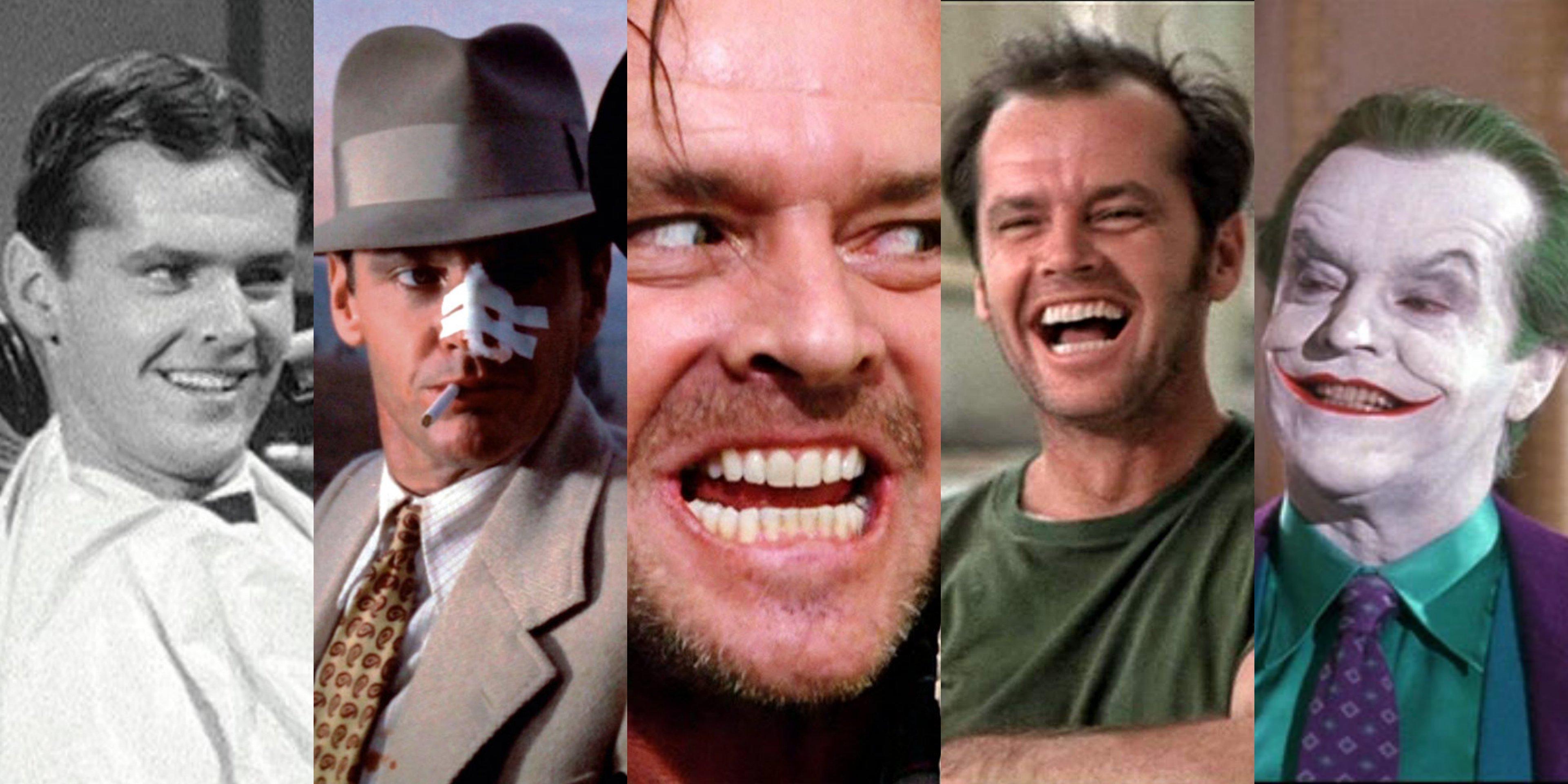 El aclamado actor Jack Nicholson cumple 83 años