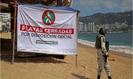 Marina, playas, turistas, Acapulco, cierre, corren, coronavirus, Covid-19
