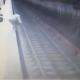 mujer, vías, metro, Rusia, Moscú, accidente, lo viral, actualidad