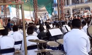 orquesta, Oaxaca, Dragon Ball Z, actualidad, video, nacional, música
