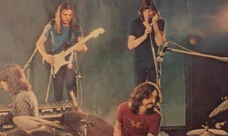 Pink Floyd, Pompeii, YouTube, concierto, música, PinkFloydFridays