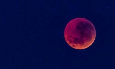 super luna, luna rosa, ciencia, medio ambiente, NASA