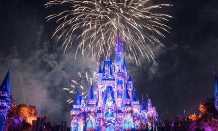 Walt Disney World, streaming, espectáculo, fuegos artificiales, Twitter, Disney