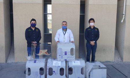 UABC, cámaras de intubación, clínica 30 IMSS
