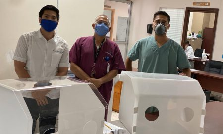 UABC, cámaras de intubación, Hospital General de Mexicali,