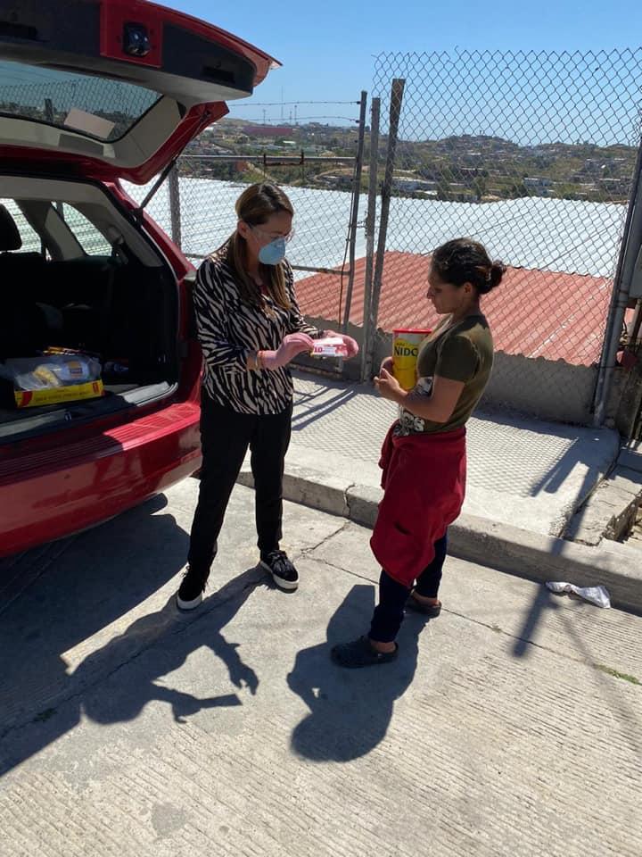 DIF, donación, entrega, Magdalena Bautista, directora