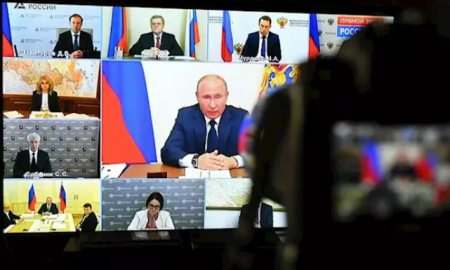 Rusia, covid-19, pandemia, salud, internacional, Vladimir Putin, contagios
