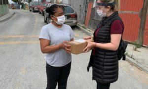 kits, covid, pandemia, familias
