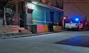 San Antonio de los Buenos, hombre, lesionado, domicilio, arma