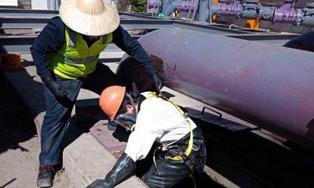 cespt, operaciones, aguas o residuales, planta bombeo, Gobernador, Jaime Bonilla