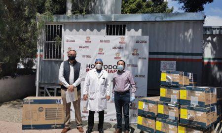 Canaco Tijuana, donativo, Hospital General de Tijuana,
