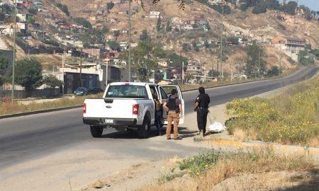 hombre, lesionado, arma, Cerro Colorado