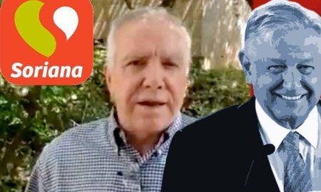 Pedro Luis Martín Bringas, Soriana, AMLO, Peña Nieto, boicot Soriana