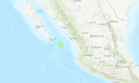 Sismo, Baja California Sur, tsunami, costas, México