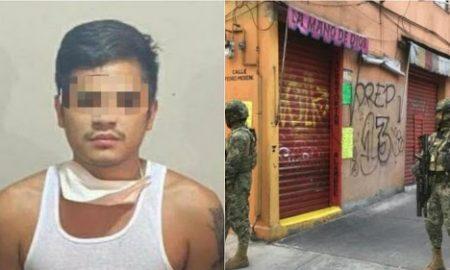 El Lunares, narcotráfico, estupefacientes, drogas, ilícito, Brandon Alexis