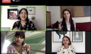 Desenfrenadas, Glamour Talks, online, sororidad, feminismo, mujeres