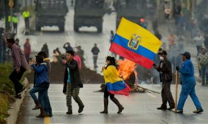 manifestaciones, Ecuador, medidas económicas, economía, crisis económica, Covid-19, injusticia