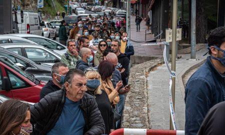 cuarentena, extranjero, España, Madrid, salud internacional, pandemia