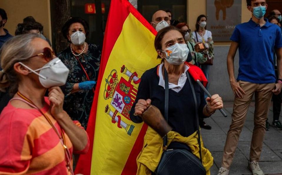 cubrebocas, España, obligatorio, autoridades, salud pública, Madrid, pandemia, Covid-19