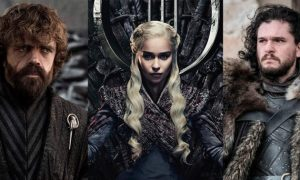 Game Of Thrones, aniversario, HBO, serie, TV, tendencia, Twitter