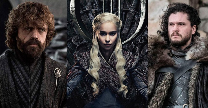 Game Of Thrones, aniversario, HBO, serie, TV, tendencia, Twitter
