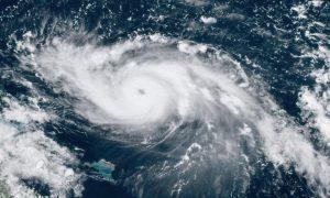 Huracanes, calentamiento global, medio ambiente, NOAA, hábitat, EEUU