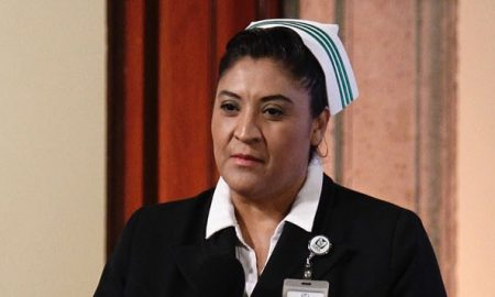 Jefa Fabiana, Covid-19, pandemia, salud, enfermera, Fabiana Maribel Zepeda Arias