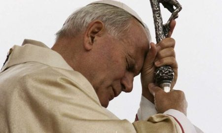 San juan Pablo ll, Religión, tendencia, twitter, Vaticano