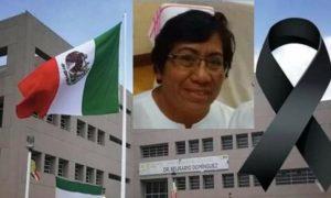 Jefa Juanita, Covid-19, coronavirus, pandemia, CDMX, Hospital Belisario Domínguez, jubilación, muerte, fallecimiento
