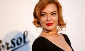 Lindsay Lohan, parejas, lista, tendencia, Twitter, Hollywood, espectaculo
