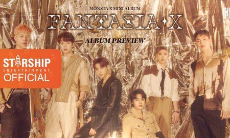 MONSTA X, Fantasia X, álbum, Música, K-pop, Corea del Sur, estreno, boy band