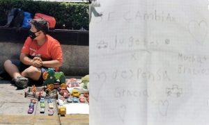 menor, juguetes, alimentos, insumos, Colonia Roma, Ciudad de México, CDMX, pandemia