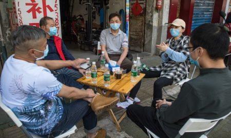 OMS, acusaciones, EEUU, Mike Pompeo, China, pandemia