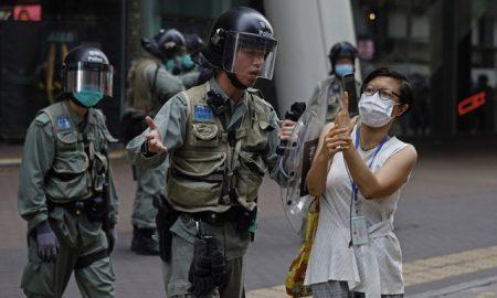 ley de seguridad nacional, China, Pekin, Hong Kong, Inglaterra, EEUU, Canadá, Australia