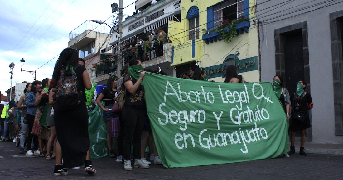 salud pública, interrupción del embarazo, aborto, Guanajuato, conversadurismo, PAN,