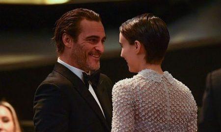 Rooney Mara, Joaquin Phoenix, embarazo, pareja, hollywood, Oscar