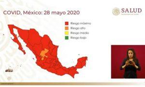 López-Gatell, semáforo, rojo, nueva normalidad, reactivación económica, covid-19, salud pública