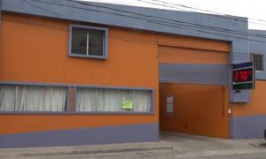 hotel, migrantes, Refugio Temporal,