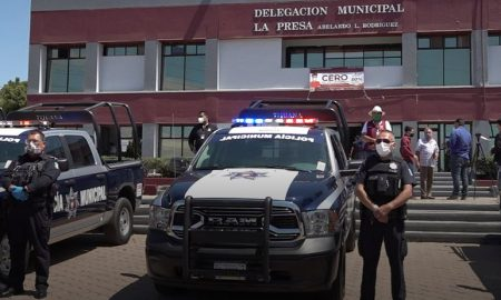 unidades patrullas, Policía Muncipal, entrega,