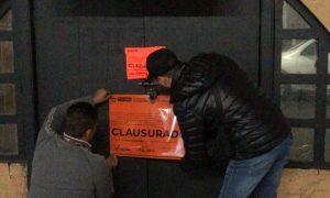 clausura, ayuntamiento, dirección, local, no esencial