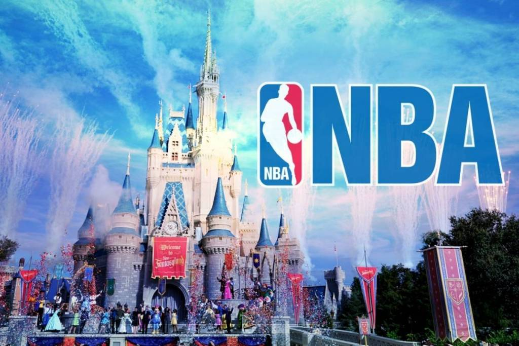 NBA, Disney World, Orlando, Florida, temporada, basquetbol