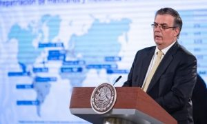 Marcelo Ebrard, SRE, Internacional, pandemia, Covid-19, EEUU, Europa, víctimas