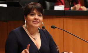 Nestora Salgado, Covid-19, pandemia, salud, Morena, senadora